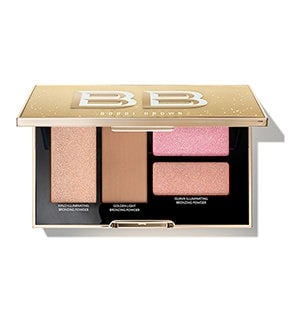 Take It To Glow Highlight and Bronzing Powder Palette